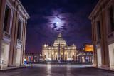Basilica di San Pietro on the stage