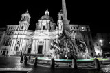 Fontana dei Fiumi & Sant'Agnese in Agone