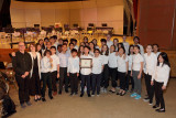 NEST+m Middle Grades perform at NYSSMA Grand Street Campus 2019-05-03