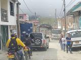 On the way to Montezuma Ecolodge