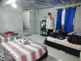 Our room at Montezuma Ecolodge