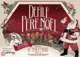 Défilé du Pe`re Noel 2018