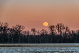 Full Blue moon rising 2