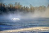 Chippewa River smoke