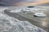 Lake Superior ice world