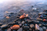 Lake Superior pebbles
