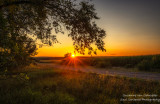Sunset, August
