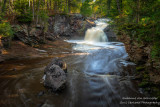 At Amnicon Falls State park, Wisconsin 2
