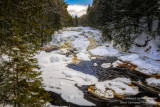 Tyler Fork falls, Copper Falls State park