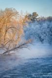 A frosty morning, Chippewa river 3