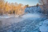 A frosty morning, Chippewa river 4