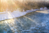 A frosty morning, Chippewa river 5