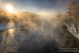A frosty morning, Chippewa river 6