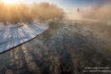 A frosty morning, Chippewa river 7