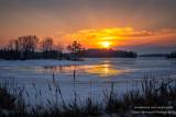 Sunset at the Chippewa Flowage 1