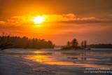 Sunset at the Chippewa Flowage 2