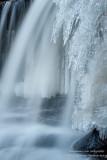 Lost Creek Falls, close-up