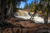 At Gooseberry Falls State park