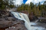 Lower Falls at Gooseberry Falls State park 1