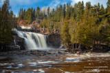 Lower Falls at Gooseberry Falls State park 2