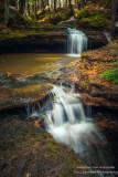 Waterfall at Echo Dells 1