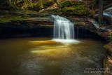 Waterfall at Echo Dells 2