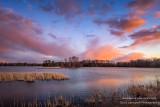 A windy sunset 2