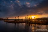 A windy sunset 3