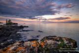 Sunset mood, Tombolo, north shore 2