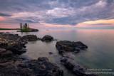 Sunset mood, Tombolo, north shore 3