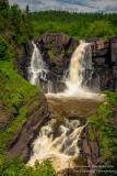 High Falls, near Grand Portage, Minnesota