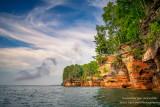 Kayak trip to the Mainland Sea Caves, Lake Superior 4