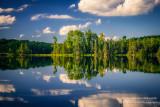 Kayaking at Audie Lake, WI 1