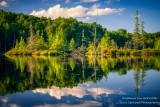 Kayaking at Audie Lake, WI 2