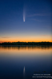 Comet Neowise at early dawn 1
