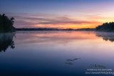 Blue Hour (Dawn) at the Chippewa Flowage 2
