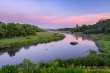 Dawn at the Couderay River, WI 2