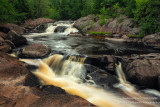 Red Granite Falls 1