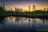 Dusk (Blue Hour) at Audie Lake 2