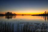 Blue Hour mood, Chippewa Flowage, Wisconsin