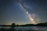 Milky Way, Chippewa Flowage, Wisconsin 1