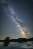 Milky Way, Chippewa Flowage, Wisconsin 2