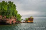 Apostle Islands boat tour 1
