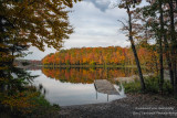 Perch Lake, Blue Hills, Wisconsin