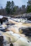 Little Falls, Flambeau river 3