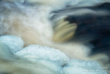 Little Falls, Flambeau river, up close