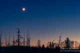 Moon and Great Conjunction 1