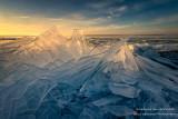 Clear Ice shards, Lake Superior 4