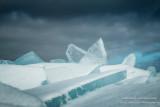 Blue ice, near Bayfield, Wisconsin 3