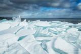 Blue ice, near Bayfield, Wisconsin 4